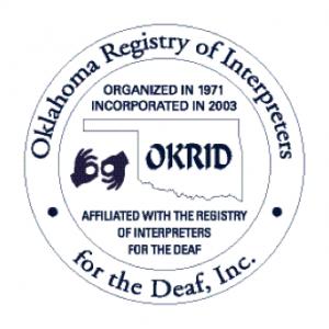 Oklahoma RID, logo